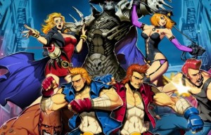 Arc System Works и Double Dragon