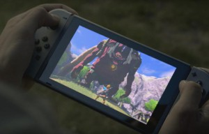 Nintendo Switch — New PS Vita XL